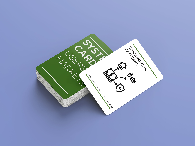 TIPC workshop card game card deck designs